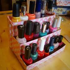 small nail polish rack
