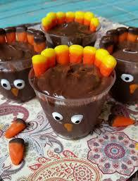 thanksgiving desserts turkey.  Turkey Turkey Dessert Shooters Easy Thanksgiving Recipe  Not Quite Susie  Homemaker For Desserts