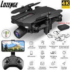 Lozenge Upgrade <b>HJ66</b> RC Drone Remote Control Drone ...