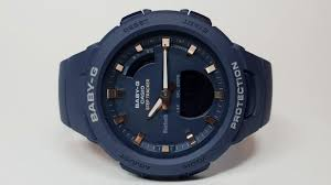 G-SQUAD. <b>CASIO</b> BABY-G <b>BSA</b>-<b>B100</b>-<b>2A</b>. ОбзорReview - YouTube