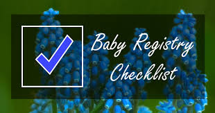 Baby Registry Checklist – Hey Mama! Podcast