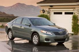 Toyota Camry through the years