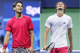 10 years ago, after the tournament in kitzbuehel, dominic thiem first appeared in the atp rankings at position 946. Alexander Zverev Dominic Thiem Reach Us Open Men S Final