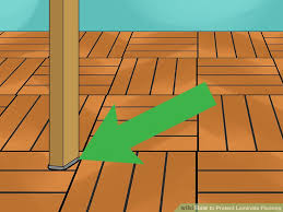 laminate flooring with pad. Protecting With Pads And Rugs. Image Titled Protect Laminate Flooring Step 1 Pad C