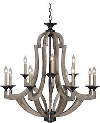 as captivating as it is comforting this 12 light chandelier in the winton collection adds rustic luxury to your home a distressed weathered pine and amelie distressed chandelier perfect lighting