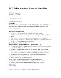 Ideas Collection Resume Format For Back Office Executive Cool Sample