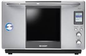 sharp oven. sharp oven