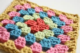 Classic Granny Square Pattern Custom My Grannie Square