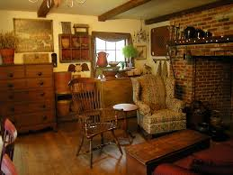 Primitive Paint Colors For Living Room Living Room Rustic Country Decorating Ideas Powder Baby Style