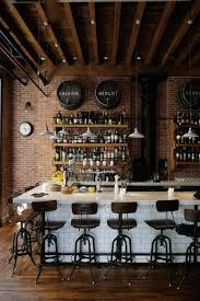Interior Design Experience Program Simple Inspiring Industrial Bar Decoration Home Bar Pinterest Bar