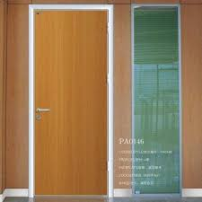 luxury interior solid wood door office