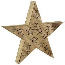 Led Stern Holzstern Weihnachtsstern Leuchtstern