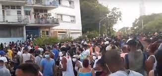 2021 Cuban protests - Wikipedia