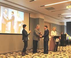 Уфа получила диплом лидера на Всероссийской выставке форуме в  Уфа получила диплом лидера на Всероссийской выставке форуме в Мурманске