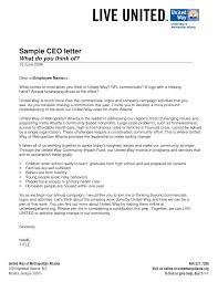 20 Sample Ceo Cover Letter Executive Cover Letter Examples