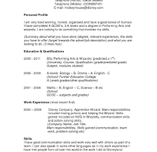 Modern Personal Profile Templates Gallery Documentation Template
