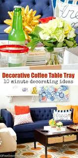 Decorative Fruit Trays Decorative Tray Ideas Coffee Table Decor Decorating Ideas Decorative 86