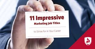 Tech Mahindra Designation Hierarchy 11 Impressive Marketing Job Titles To Strive For In Your