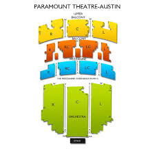 Moody Theater Austin Tx Seating Chart Paramount Theatre Tx Tickets