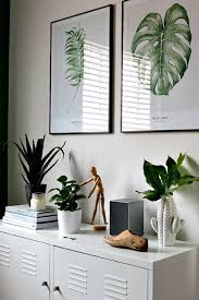 modern office plants. Home Office - Green And White Colour Scheme With Lots Of Lovely Plants //  Floral, Fauna, Greenery, Vintage, Modern, Flower Art Office, Clean Modern A