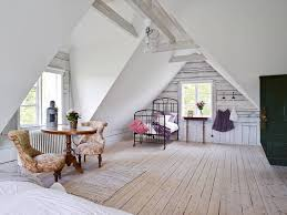 Attic Bedroom OH This Is More Like An Attic Apartment So - Attic bedroom