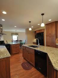 waukesha luxury kitchen design with custom countertops