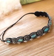 best top 10 <b>crystal rhinestone</b> headbands <b>elastic</b> ideas and get free ...