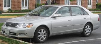 2002 Toyota Avalon Photos, Specs, News - Radka Car`s Blog