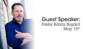 Guest Speaker - Pastor Bobby Bogard — Radiant Church Jackson