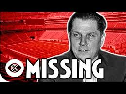 Image result for Labor leader Jimmy Hoffa is reported missing