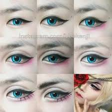 alois trancy anime cosplay makeupcosplay diycosplay makeup tutorialcosplay