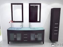 66 inch bathroom vanity double sink grand regent double bathroom vanity glass espresso throughout inch double 66 inch bathroom