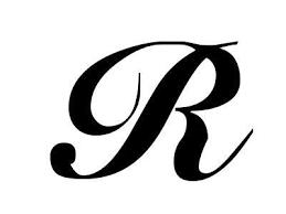 cool letter r cool letter r designs free design templates