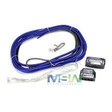 kicker wiring kit annavernon kicker pkd4 4 gauge multi amp power wiring kit
