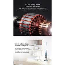 Máy hút bụi cầm tay tự làm sạch jvj deerma dx900 – máy hút bụi mini công  suất lớn máy hút bụi tặng kèm bộ phụ kiện cao cấp - bảo hành