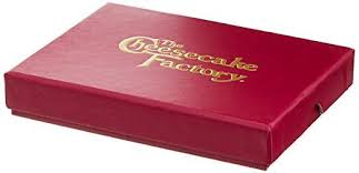 amazon the cheesecake factory 50 gift card in a gift box gift cards