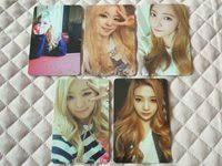 Red Velvet 1st Mini Album Ice Cream Cake Photocard Wend