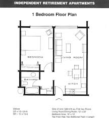 Home Design   Ideas About Open Floor House Plans On Pinterest - Rental apartment one bedroom apartment open floor plans