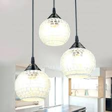 glass pendant lamp shades pendant light shades 3 round glass shade multi for living room 1