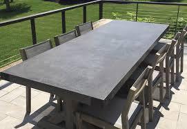 in the example below the outdoor concrete surface was weathered and poorly sealed leaving pitting and scars we stripped prepared and refinished the