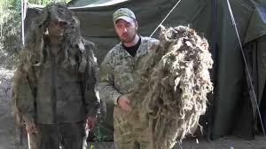 tactical scout series budget ghillie suit part 2