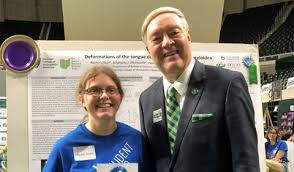 Biological Science Students Make Impact at EXPO - Ohio University | College  of Arts & Sciences