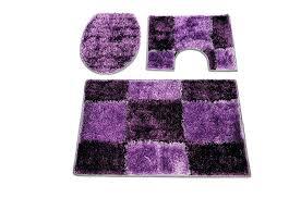 purple and black bathroom accessories strikingly purple bathroom rug sets adorable lovely fine black blue green