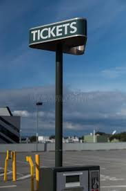 Parking Vending Machine Magnificent Parking Ticket Machine Stock Photo Image Of Building 48
