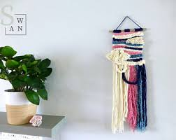office warming gift. apartment warming gift office decorations woven wall hanging art bohemian nursery