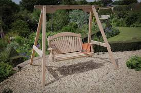 garden swing seat uk licensed by rhs