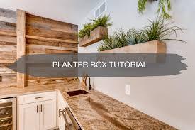Image Diy Diy Indoor Planter Box Construction2style Diy Indoor Planter Box Construction2style