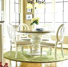 white dining tables for farmhouse round room table best ideas set chairs ikea r