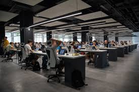open layout office. Harvard Study Suggests Open-office Layouts Hurt Communication Open Layout Office