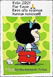 Pon Una Mafalda En Tu Vida - Foto | Facebook